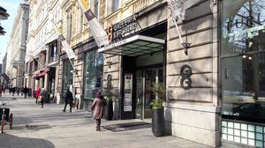 Helsinki Galleriat