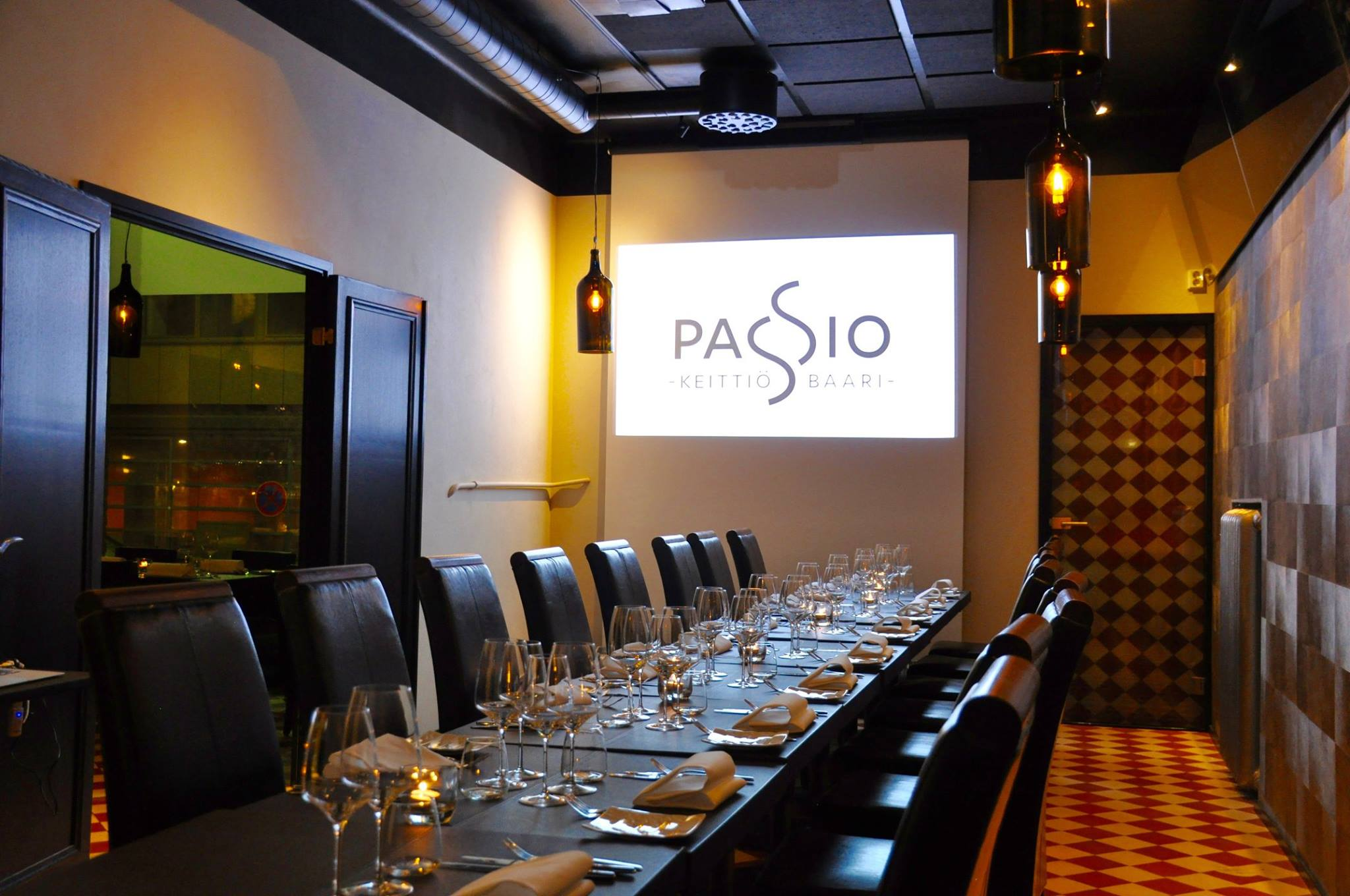 Passio Kitchen and Bar