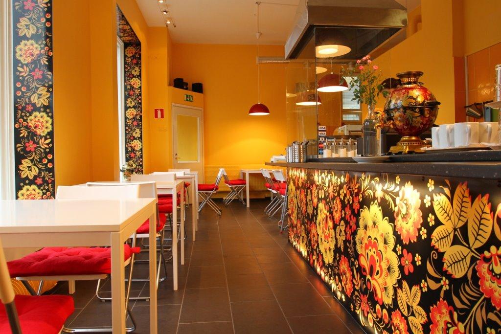 Brooklyn Cafe Helsinki Menu